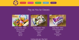 sell your product online with a website from us