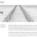 blog created by Banbury web design