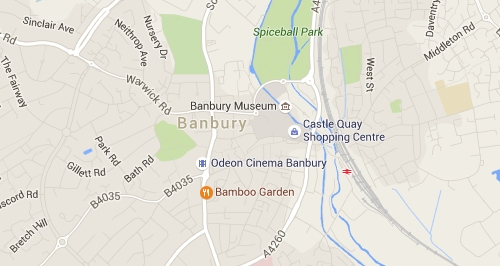 get your business on google maps with Banbury web design